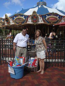 tary Boca Raton Toy Drive 2007 17